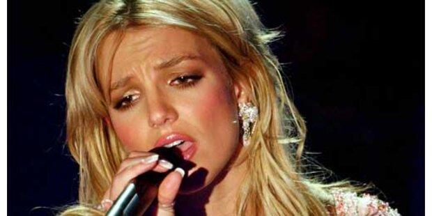 Britney in Nachtclub eingeschlafen