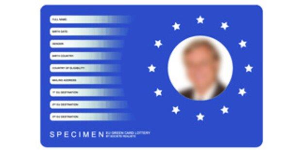 Blue Card soll ausländische Fachkräfte in EU locken