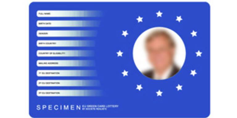 """EU-Minister beraten über """"Blue Card"""""""