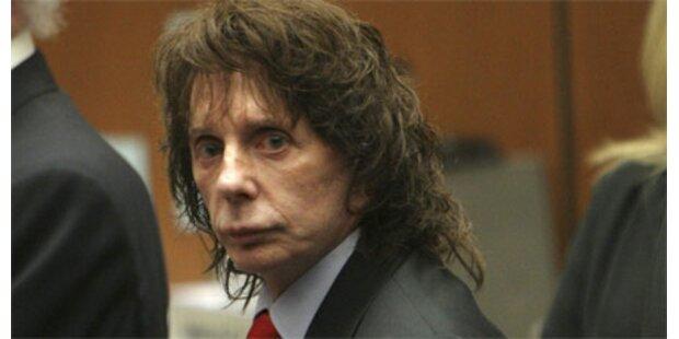 Schuldspruch gegen Spector