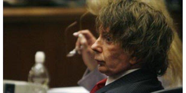Mordprozess gegen Phil Spector geplatzt