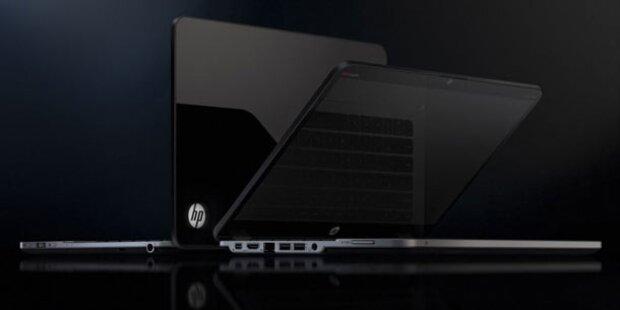 HP stellt Ultrabooks und Sleekbooks vor