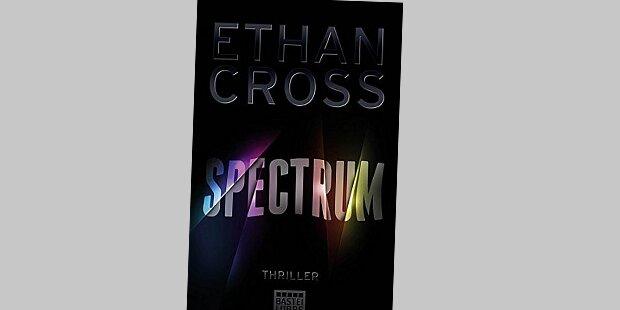 Ethan Cross startet neue Krimi-Reihe