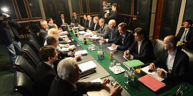 Länderfinanzen: Keine Einigung in Sicht