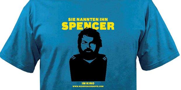 Bud-Spencer-Film: Tickets und Shirts holen