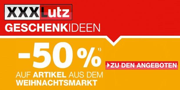 Anzeige XXXL-Lutz