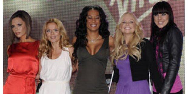 Drohendes Tournee-Aus für die Spice Girls
