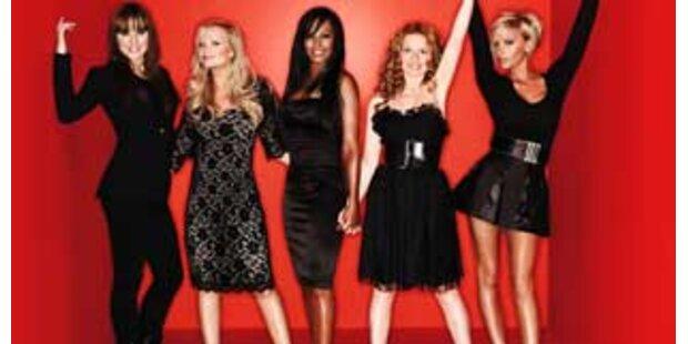 Spice Girls im totalen Zicken-Krieg bei Videodreh