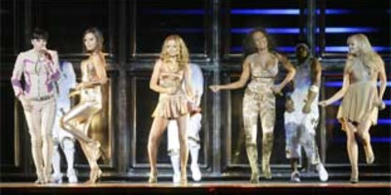 Comeback-Konzert der Spice Girls