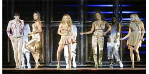 Spice Girls überzeugten in Köln