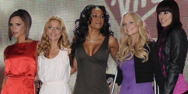 Spice Girls: Reunion bei Olympia?