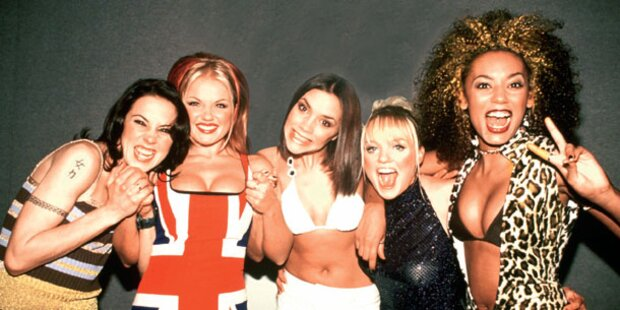 Das allerletzte Kapitel für die Spice Girls