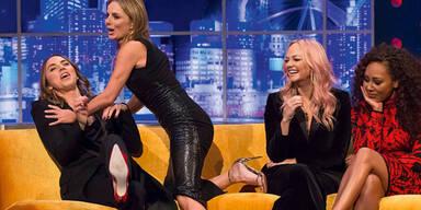 Spice-Girls: TV-Streit um Beckham-Comeback