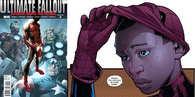 Das ist der neue Spider-Man