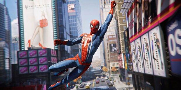 Marvel's Spider-Man kommt für die PS4