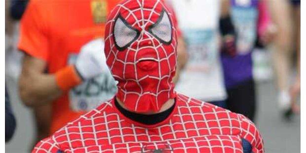 Spiderman rettete Achtjährigem das Leben