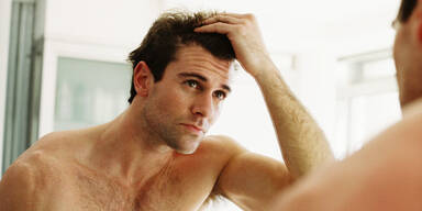 Blick in Spiegel verrät Herzinfarktrisiko