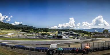 Perfektes Wetter für F1-GP in Spielberg