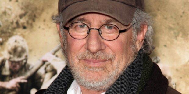 Steven Spielberg ein paranoider Spinner?