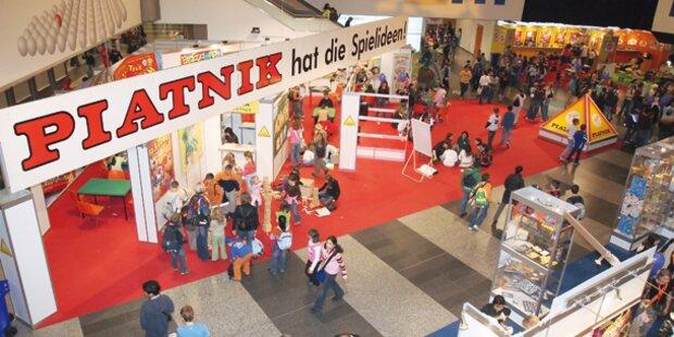 Spielspaß im Austria Center Vienna