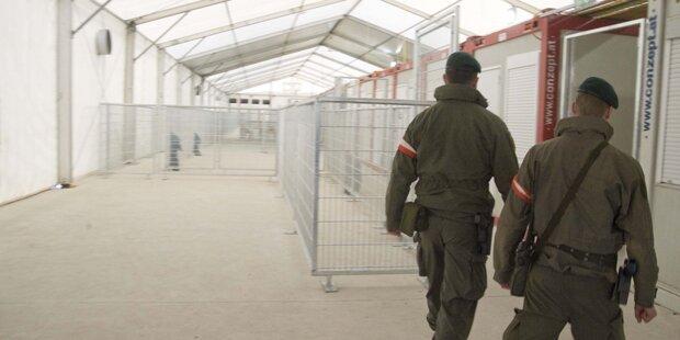 Grenzmanagement an vier weiteren Stellen