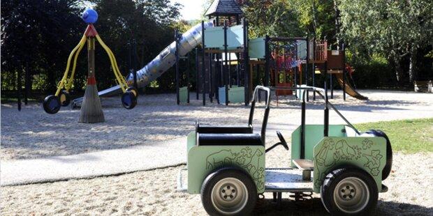 Kind (4) von Spielplatz entführt