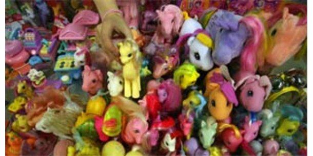 Spielzeug wird deutlich teurer