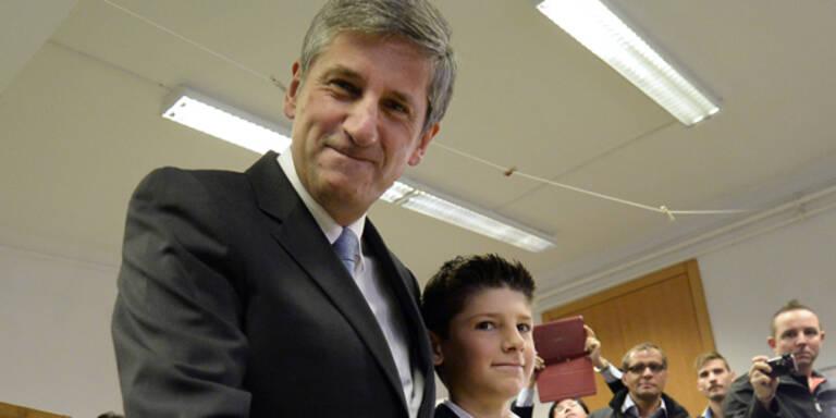 ÖVP: Spindelegger nun Interims-Klubchef
