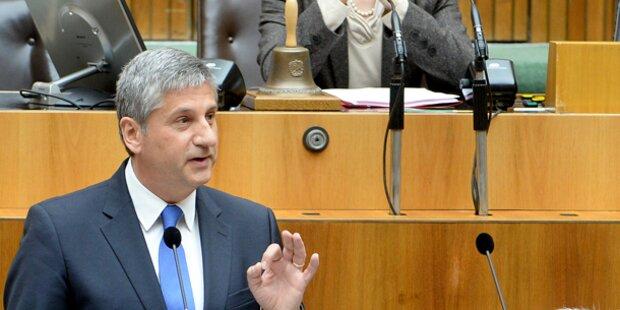 Budgetplan verfehlt EU-Vorgaben