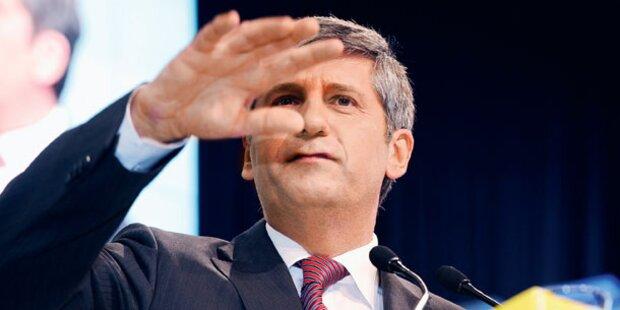 ÖVP-Chef: Diplomat soll Kärnten retten