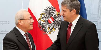 Michael Spindelegger ÖVP Burhan Ghalioun Syrien