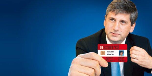 Rot-Weiß-Rot-Card für Ausländer