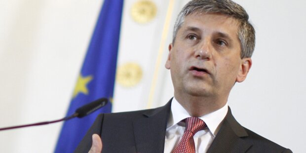 Spindelegger begrüßt Euro-Regierung