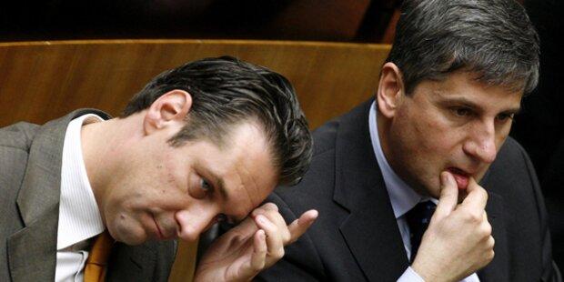 Strache lässt ÖVP abblitzen