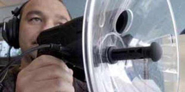 Agentur spionierte deutsche Politiker aus