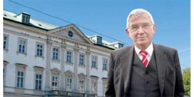 Deutsche Spione in Salzburg
