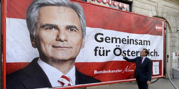 SPÖ: Steuerreform schon ab 2015