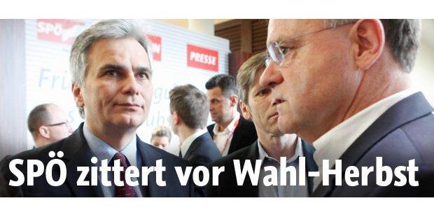 SPÖ zittert jetzt vor Wahl-Herbst