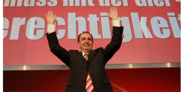 SPÖ will Führungswechsel in OÖ