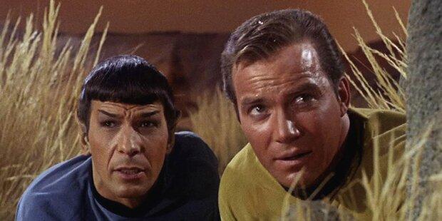 Captain Kirk: Berührender Abschied von Spock