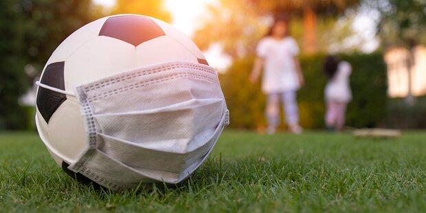 Sportaktivitäten ab Orange eingeschränkt