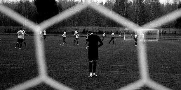 Todes-Drama: Tormann starb kurz vor Spiel