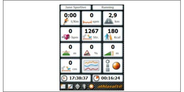 Optimale Software fürs Lauftraining