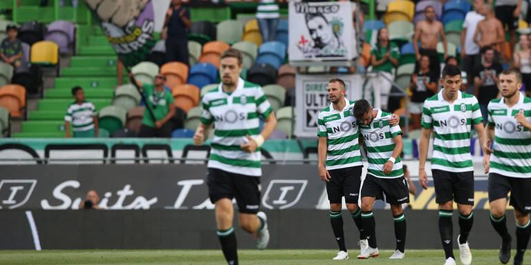 Fußball-Drama: Sporting Lissabon vor Aus?