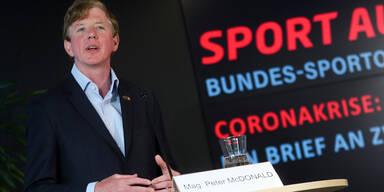 Sportunion plant Sport-Offensive für Österreich