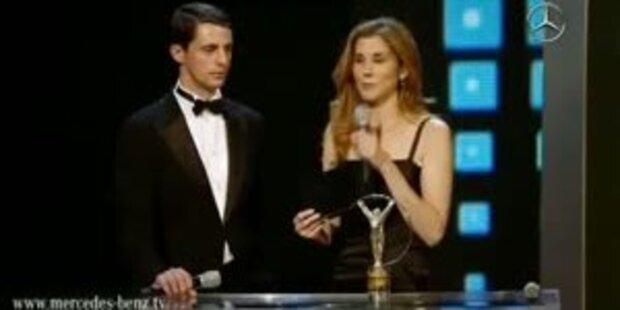 Laureus Worlds Sports Award 2011