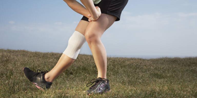 Das sind häufigste Sportverletzungen