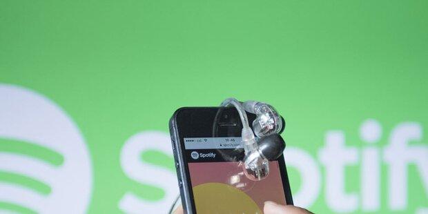 Spotify hat nun 75 Millionen Abo-Kunden