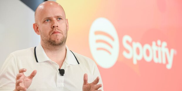 Spotify soll 16 Mrd. Dollar wert sein