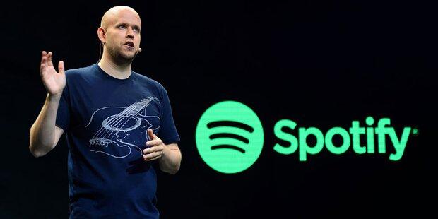 Zwist mit Apple: Spotify schaltet EU ein